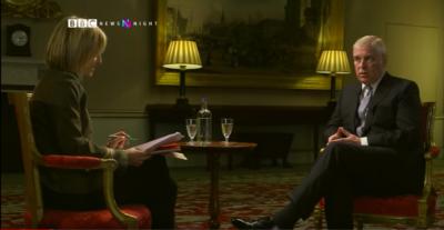 Durante un'intervista tv, il principe Andrew del Regno Unito ha negato di avere violentato una ragazza minorenne