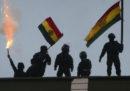 Centinaia di poliziotti boliviani si sono ammutinati, rifiutandosi di affrontare i manifestanti antigovernativi