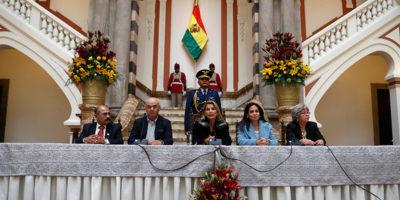 In Bolivia sono iniziate le procedure necessarie per indire nuove elezioni