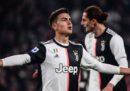 Serie A, la classifica dopo la 12ª giornata