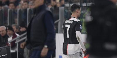 Che succede con Cristiano Ronaldo?