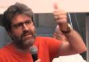 Qualcuno ha sparato contro il giornalista Mario De Michele, direttore del sito