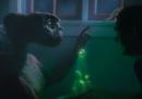 Lo spot natalizio con E.T. ed Elliott di E.T.