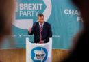 Nigel Farage ha detto che alle prossime elezioni il Brexit Party non si presenterà nei collegi che nel 2017 furono vinti dai Conservatori