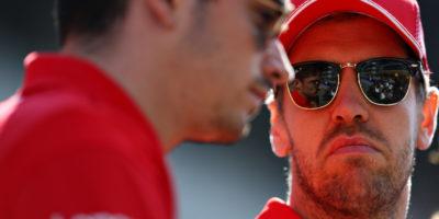 L'ultimo guaio delle Ferrari