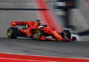 Formula 1, il Gran Premio degli Stati Uniti in diretta TV