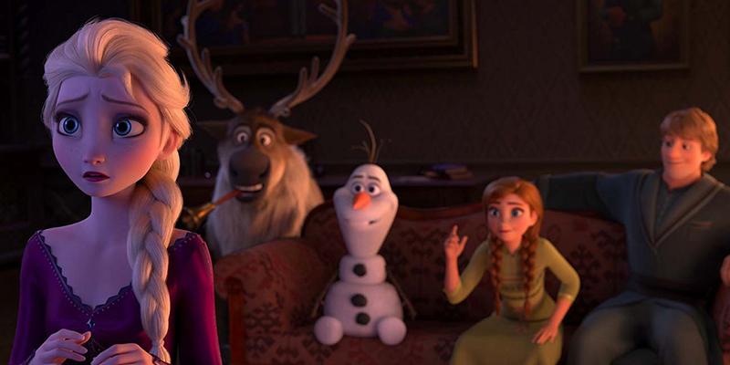 Frozen - Il regno di ghiaccio: il primo capitolo stasera su Rai 2