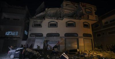 Gaza, raggiunto accordo cessate fuoco