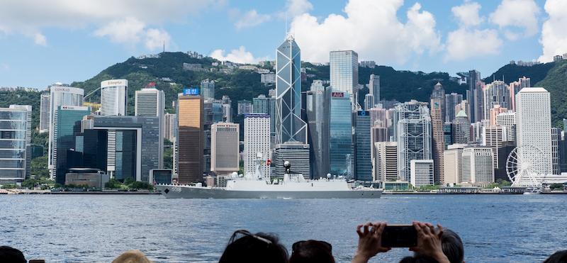 Com'è fatta Hong Kong