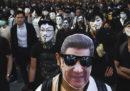 Halloween nelle proteste di Hong Kong