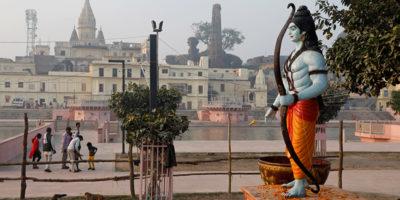 Come si è risolta un'enorme disputa tra induisti e musulmani in India