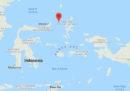 C'è stato un terremoto di magnitudo 7,1 in Indonesia