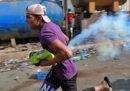 A Baghdad quattro manifestanti sono morti dopo essere stati colpiti da bombole di gas lacrimogeno per uso militare