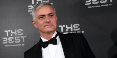 José Mourinho è il nuovo allenatore del Tottenham