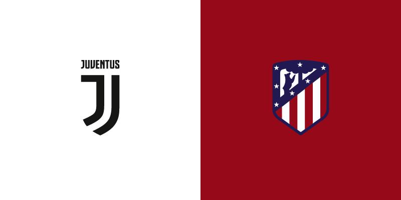 Juventus-Atletico Madrid