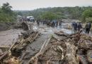 Il numero di persone morte a causa di alluvioni e frane in Kenya è salito a 65