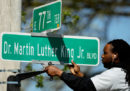 Una città americana ha tolto il nome di Martin Luther King da un viale
