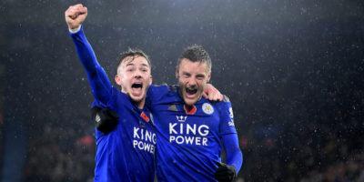 Il Leicester non è mai stato così in alto (da quella volta lì)