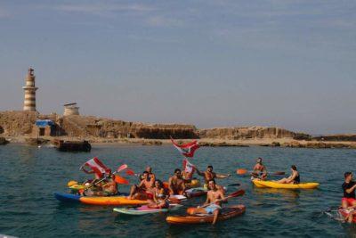 Isola di Zireh, Libano
