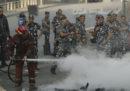 In Libano è stato ucciso un manifestante, il primo dall'inizio delle proteste
