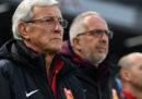 Marcello Lippi si è dimesso da allenatore della nazionale di calcio cinese