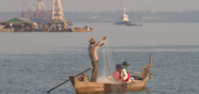 Il fiume Mekong rischia grosso