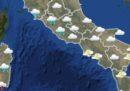 Le previsioni meteo per sabato 23 novembre