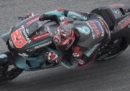Fabio Quartararo partirà dalla pole position nel Gran Premio della Malesia di MotoGP