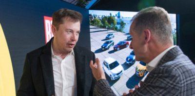 Tesla costruirà il suo stabilimento europeo vicino a Berlino