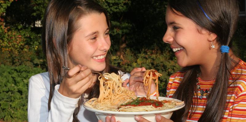 Breve storia degli spaghetti al pomodoro