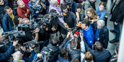 Non si capisce più se Salvini ha incontrato Liliana Segre