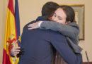 In Spagna c'è un accordo per un governo di sinistra