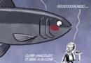 Sardine coraggiose