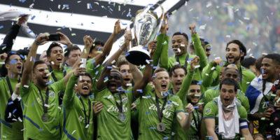 La vittoria di Seattle nel calcio nordamericano