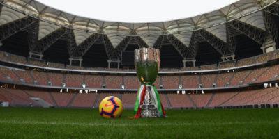 La Supercoppa Italiana verrà giocata ancora in Arabia Saudita, ma senza più limitazioni per il pubblico femminile