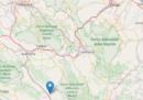 C'è stato un terremoto di magnitudo 4.4 in provincia dell'Aquila