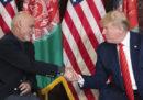 Donald Trump dice che i talebani vogliono riprendere i negoziati di pace con gli Stati Uniti