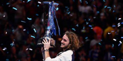 Stefanos Tsitsipas ha vinto le ATP Finals di Londra