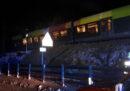 Lunedì mattina un treno è deragliato a causa di una frana in Val Pusteria