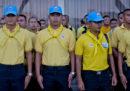 In Thailandia c'è un campo di addestramento per aumentare la fedeltà alla monarchia