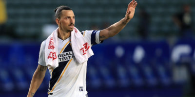 Zlatan Ibrahimovic lascia i Los Angeles Galaxy e la MLS