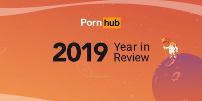Il 2019 su Pornhub