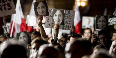 Il caso Daphne Caruana Galizia, dall'inizio