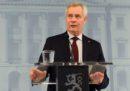 Si è dimesso il primo ministro finlandese Antti Rinne