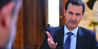 La misteriosa intervista della Rai a Bashar al Assad