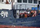 Ieri sera il governo italiano ha reso disponibili due porti per le navi delle ong Alan Kurdi e Ocean Viking