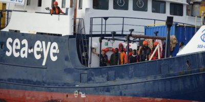 A Messina la Alan Kurdi e a Pozzallo la Ocean Viking