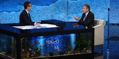La Corte dei Conti ha archiviato l'inchiesta sullo stipendio di Fabio Fazio