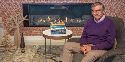 I cinque libri consigliati da Bill Gates quest'anno