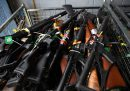 La Nuova Zelanda ha riacquistato 56mila armi del tipo messo al bando dopo la strage di Christchurch